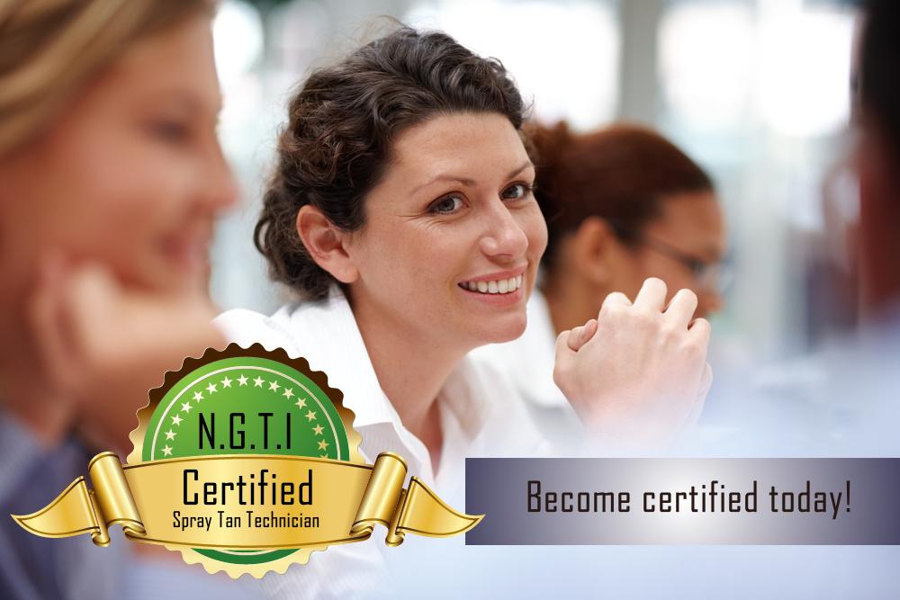 spray tanning certification | Spray Tanning Talk